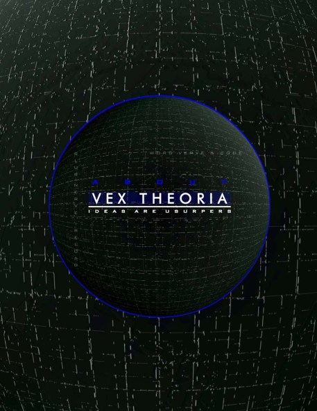 ABOUT VEX THEORIA BACK cover